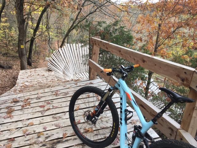 Trail Review Bentonville Mountain Biking Not All Those